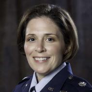 Lt. Col Tracy Bozung